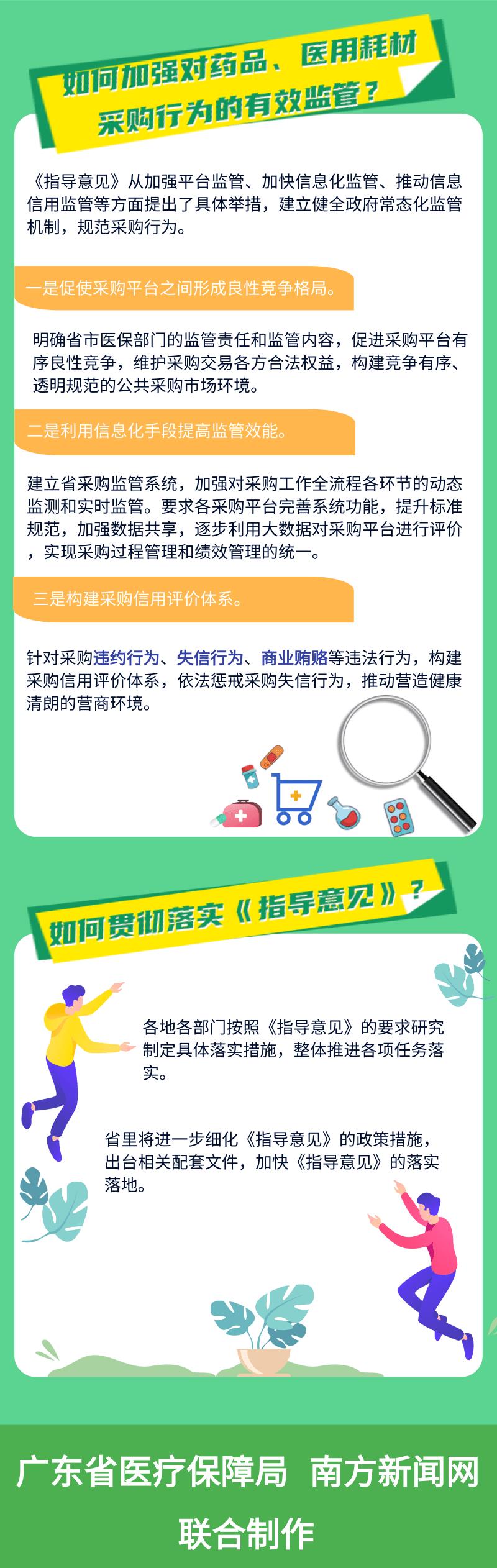 一图读懂关于做好药品和医用耗材采购工作的指导意见2.png